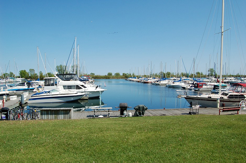 Outer Harbour Marina 32